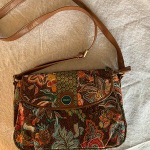Oilily Paisley Shoulder Bag